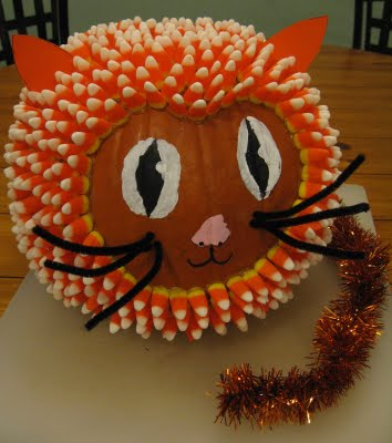 Not your ordinary pumpkin decorations c a p s love two Unique pumpkin decorating ideas